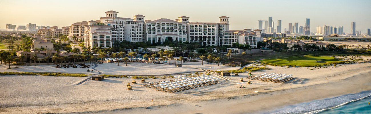 St Regis Saadiyat Beach Resort